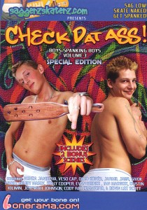 Check Dat Ass! DVD