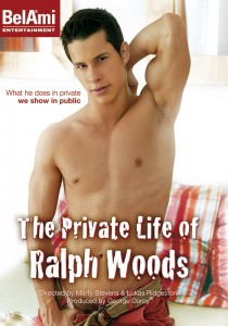 The Private Life of Ralph Woods DVD (S)