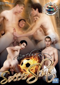 Bareback Soccer Sluts DVD (NC)