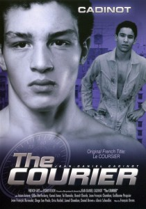 The Courier DVD (S)