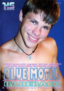 Blue Motel Bareback DVD (S)