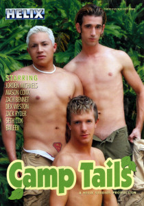 Camp Tails DVD (S)