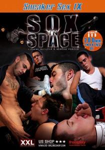 Sneaker Sex IX: Sox In Space DVD