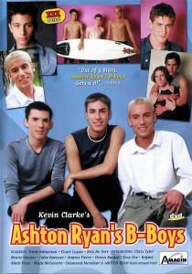 Ashton Ryan's B-boys DVDR (NC)