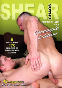 Shear Chaos Vol. 6: Creampie Edition DVD (S)