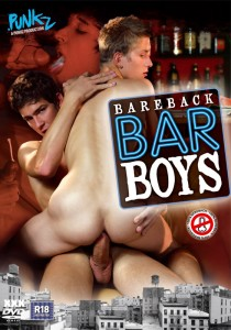 Bareback Bar Boys DVD (NC)