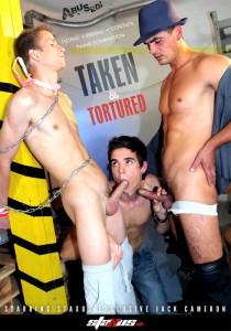 Taken & Tortured (Director's Cut) DVD (NC)