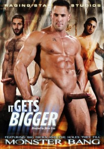 It Gets Bigger DVD (S)