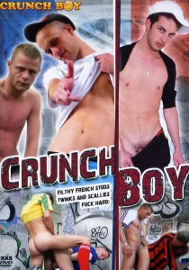 Crunch Boy DVD