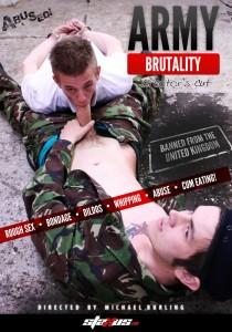 Army Brutality DVD (NC)