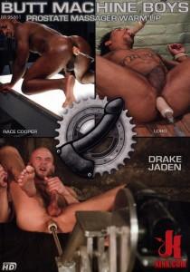 Butt Machine Boys 5 DVD (S)