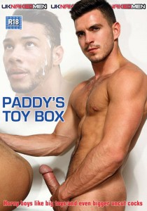 Paddy's Toy Box DVD