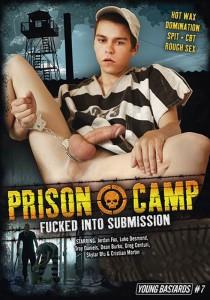 Prison Camp DVDR