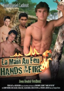 Hands In The Fire DVD