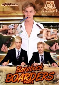 Bareback Boarders Part 1 DVDR (NC)