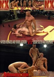 Naked Kombat 28 DVD (S)