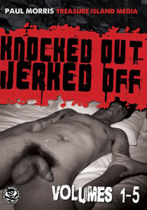 Knocked Out Jerked Off Vol. 1-5 DVD (S)