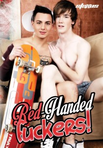 Red-Handed Fuckers! DVD (NC)