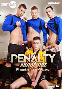 Penalty Shoot Out DVD (NC)