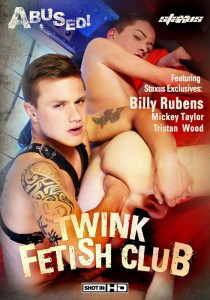 Twink Fetish Club DVD (NC)