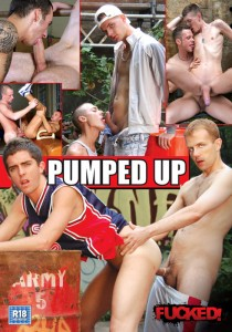 Pumped Up DVD - Front