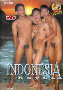 Indonesia Boys DVD (NC)