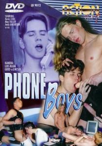 Phone Boys DVD
