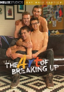 The Art Of Breaking Up DVD (S)