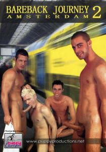 Bareback Journey to Amsterdam 2 DVD - Front