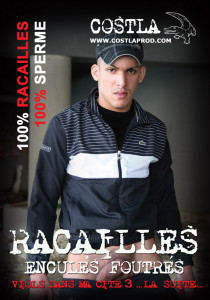 Racailles Encules Foutres - Viols 3 DVD