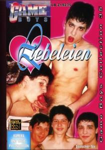 Game Boys Collection 35 - Liebeleien + Keller Kinder DVD (NC)