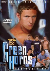 Green Horns DVDR