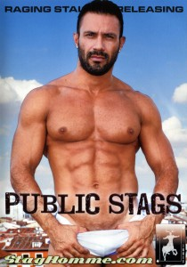 Public Stags DVD (S)