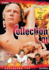 Mega Boys Collection 1 DVD