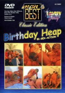 Birthday Heap - Bi Sex Action DVDR (NC)