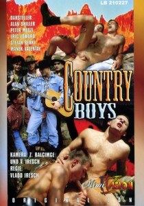 Country Boys DVDR