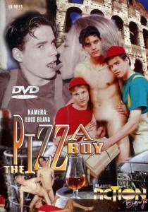 The Pizza Boy DVDR (NC)