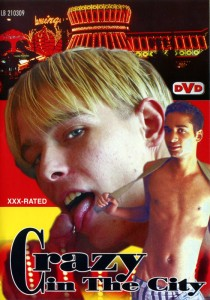 Crazy In The City DVD (NC)