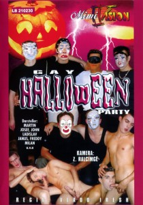 Gay Halloween Party DVD