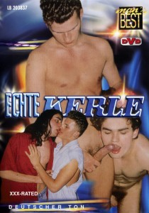 Echte Kerle DVD