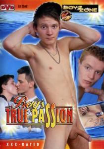Boys True Passion DVD (NC)