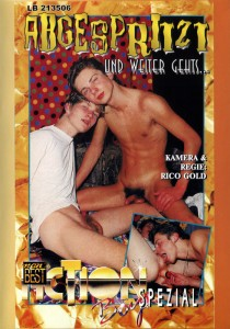 Abgespritzt und Weiter Gehts DVD - Front