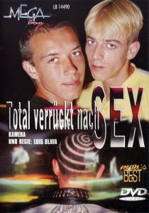 Total Verrückt Nach Sex DVDR (NC)