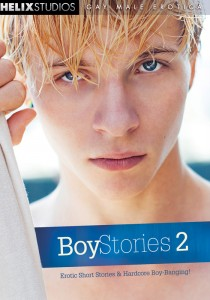 Boy Stories 2 DVD (S)