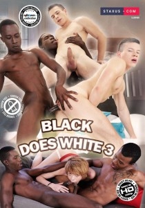 Black Does White 3 DVDR (NC)