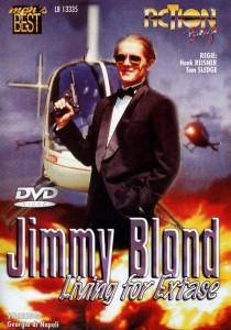 Jimmy Blond Living For Extase DVD (NC)