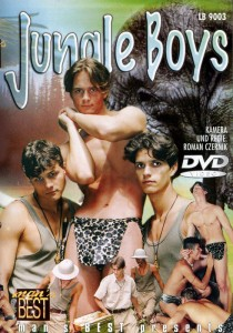 Jungle Boys DVDR (No Cover) (NC)
