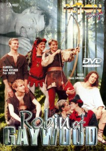 Robin Of Gaywood DVD (NC)
