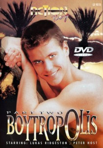 Boytropolis part 2 DVD (NC)