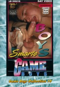 Game Boys Collection 18 - Smarte Boys + Sperma Kanonen DVDR (NC)